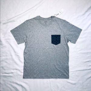 Coach Pocket T Shirt